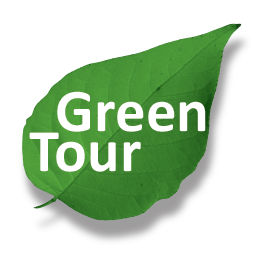 green tour logo
