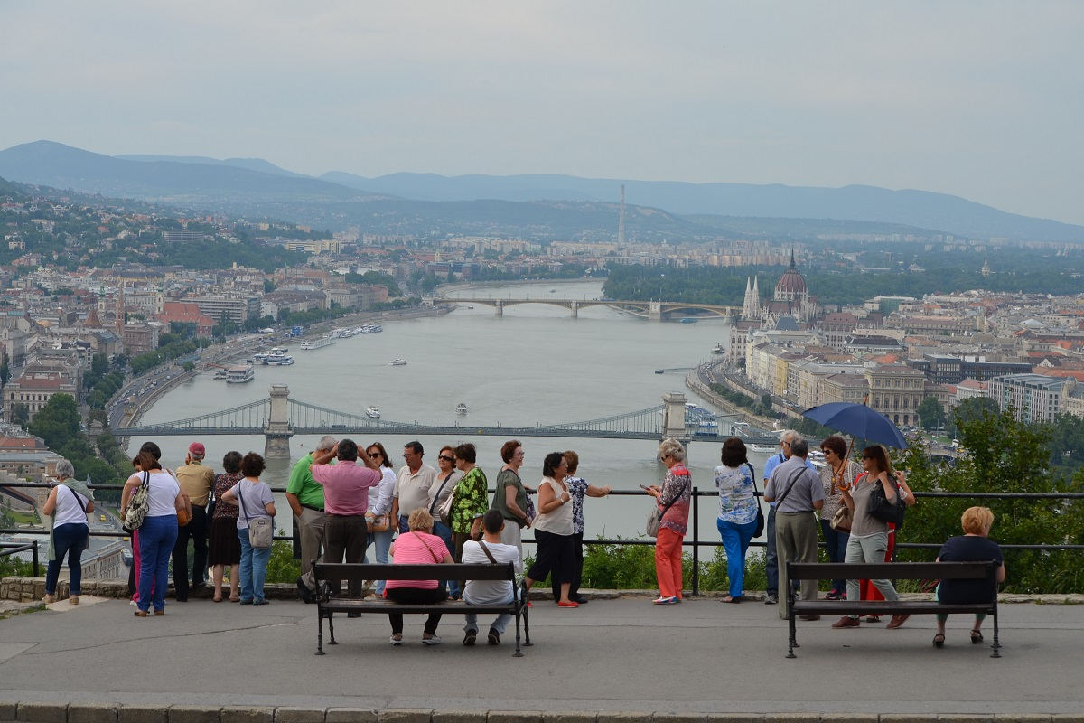 new years package budapest city tour