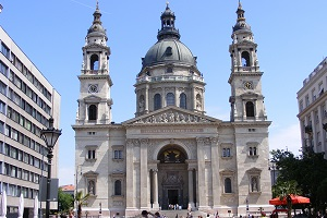 round trip in central and eastern europe budapest basilica